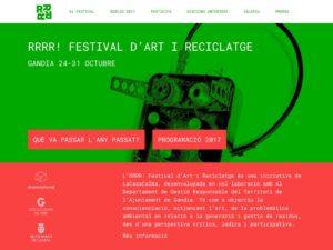 RRRR Festival d'art i recilcatge